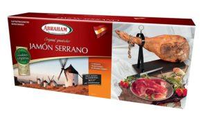 spanische Serrano Keule